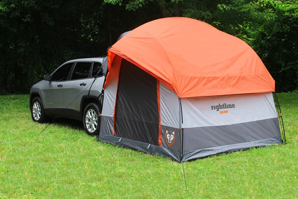 2016 chevrolet traverse rightline gear suv tent with rainfly waterproof sleeps 4. Black Bedroom Furniture Sets. Home Design Ideas