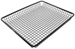 "Rhino-Rack Steel Mesh, Roof Mounted Cargo Basket - 48"" Long x 38"" Wide"