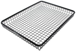 "Rhino-Rack Roof Cargo Basket for Aero-Style Crossbars - Steel Mesh - 49"" x 37"""