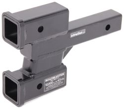 Roadmaster <strong>Dual</strong> <strong>Hitch</strong> Receiver Adapter, 4&quot; Drop/Rise - RM-077-4
