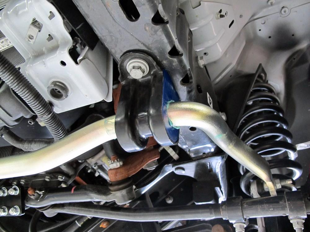 2016 Ford E Series Cutaway Anti Sway Bars Roadmaster