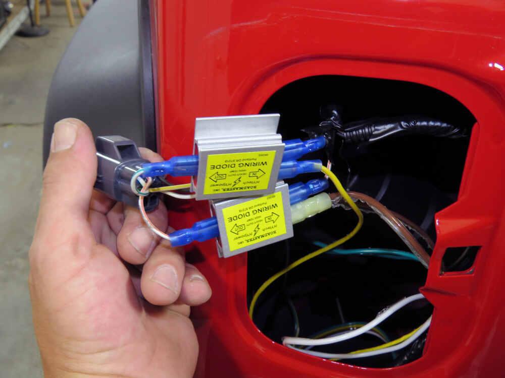 Jeep Wrangler Tow Bar Wiring Diagram : Jeep wrangler tow bar wiring roadmaster