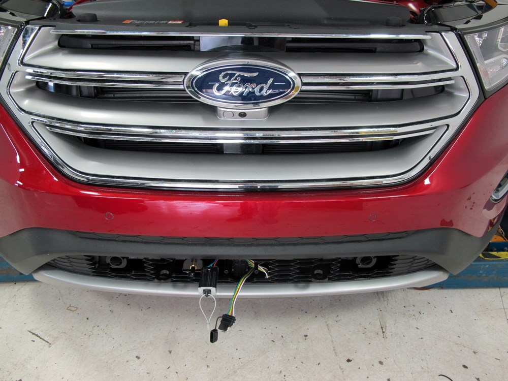 2015 ford edge tow bar wiring