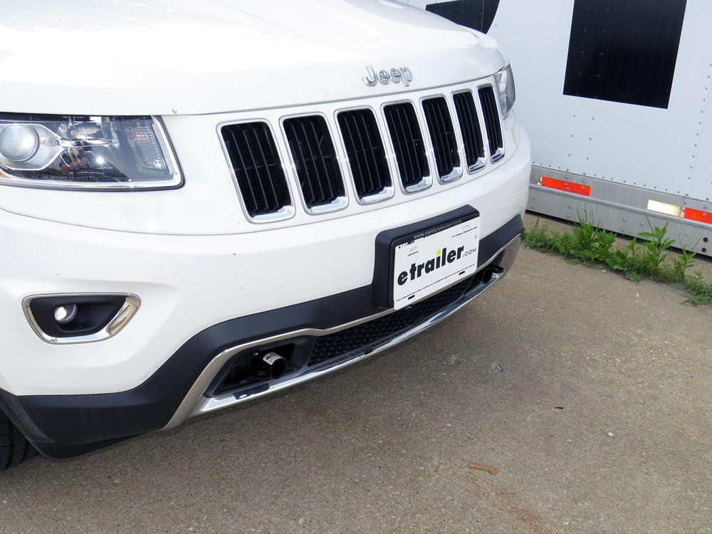 2015 Jeep Grand Cherokee Tow Bar Wiring