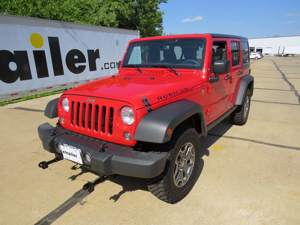 Towing 2015 Jeep Wrangler Unlimitedml