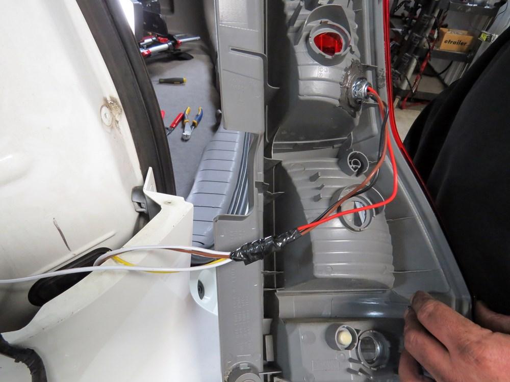 2010 Honda Cr-v Tow Bar Wiring