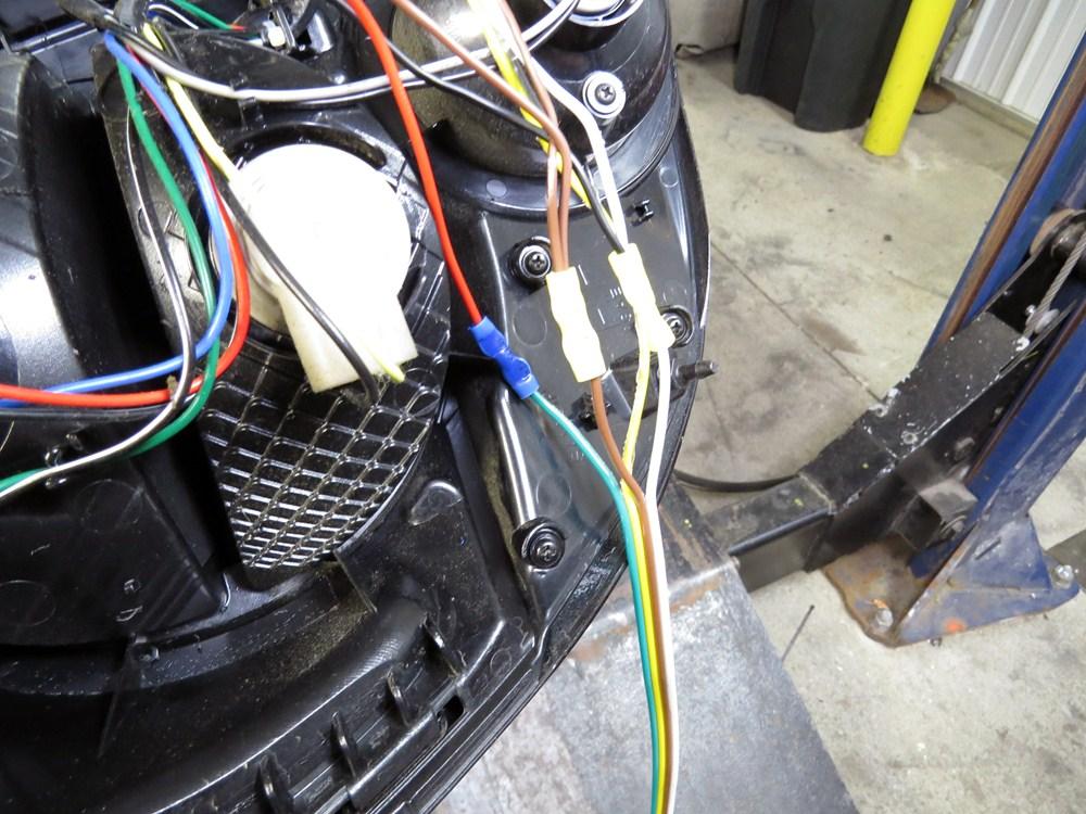 wiring tow bar ford focus rm-155 #5