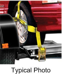 replacement wheel net for roadmaster tow dolly - 12