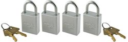 Roadmaster Quick Disconnect Padlocks (Qty 4)