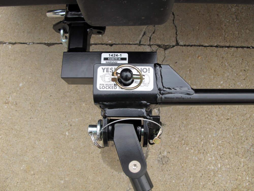 Jeep Wrangler Roadmaster Falcon 2 Tow Bar - Motorhome ...