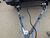 1998 jeep wrangler tow bars roadmaster hitch mount style telescoping in use