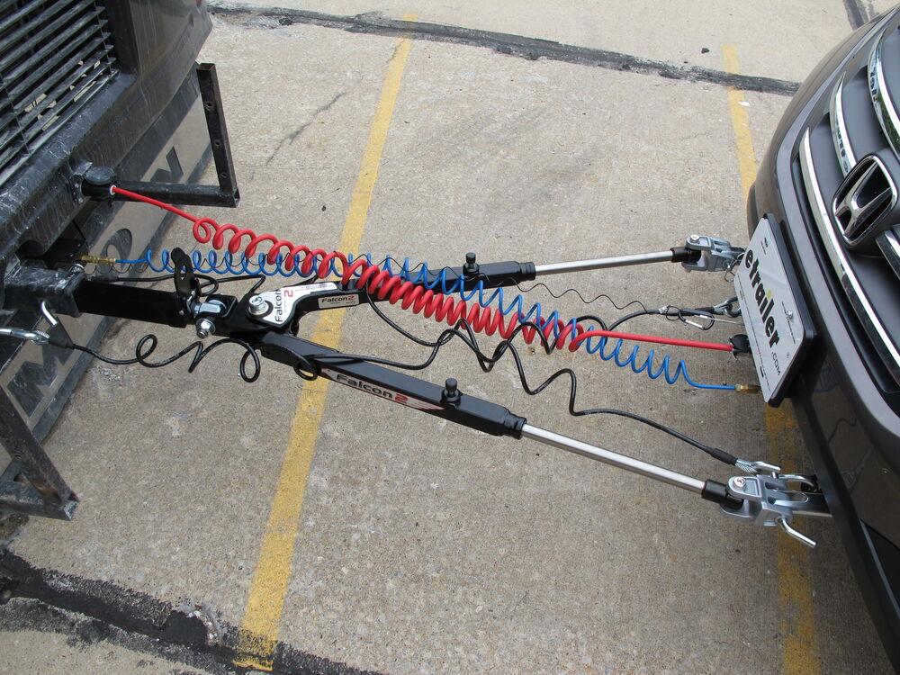 Roadmaster Falcon 2 Tow Bar For Blue Ox Base Plates