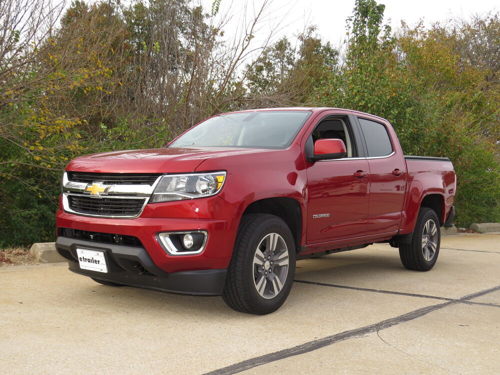 can a chevrolet colorado be flat towed autos post. Black Bedroom Furniture Sets. Home Design Ideas