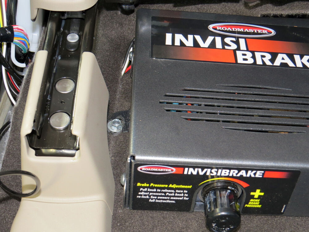 Roadmaster Invisibrake Supplemental Braking System