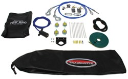 RoadMaster Falcon 2 and Falcon All-Terrain Combo Towing Kit with Straight Wiring
