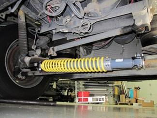 Roadmaster Reflex Steering Stabilizer with Mounting