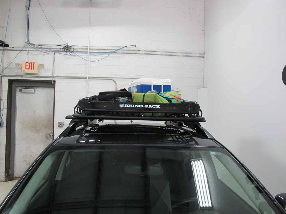 Rhino Rack Roof Mounted Steel Cargo Basket 57 Quot Long X 42