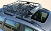 "Rhino-Rack Roof Mounted Steel Cargo Basket - 47"" Long x 35"" Wide - 165 lbs"