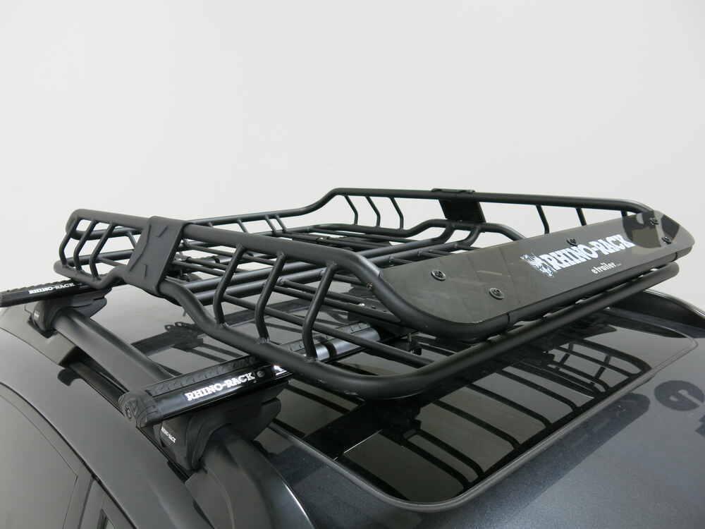 2015 Subaru Xv Crosstrek Rhino Rack Roof Mounted Steel
