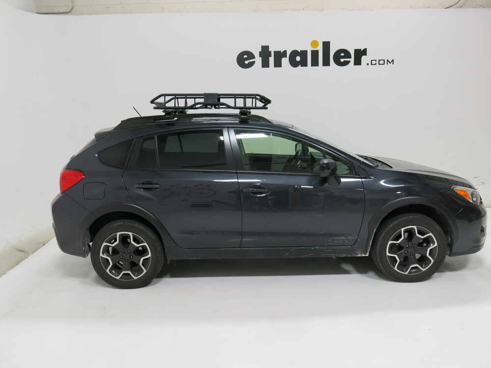 Subaru Xv Crosstrek Rhino Rack Roof Mounted Steel Cargo