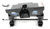 reese fifth wheel sliding hitch only 5th trailer w/ square tube slider - dual jaw 16 000 lbs