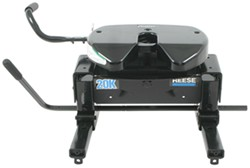 Reese 5th Wheel Trailer Hitch w/ Square Tube Slider - Single Jaw - 20,000 lbs