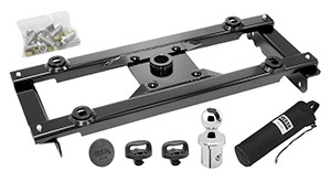 Reese Elite Series Under Bed Gooseneck Trailer Hitch For