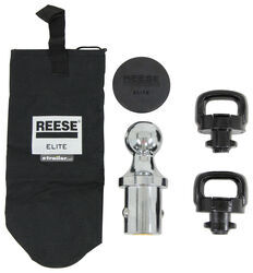 Reese Elite Series Pop-In Ball Kit for Ram Under-Bed Gooseneck Hitch