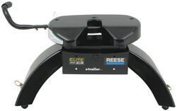 Reese Elite Series Pre-Assembled 5th Wheel Trailer Hitch w/ Wiring Harness - Single Jaw - 18,000 lbs