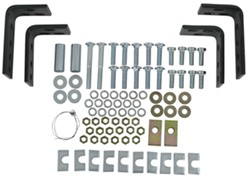 Reese Universal Installation Kit for 5th Wheel Trailer Hitches (No Base Rails) - 10 Bolt