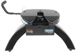 Reese Elite Series Pre-Assembled 5th Wheel Trailer Hitch w/ Wiring Harness - Single Jaw - 26,500 lbs