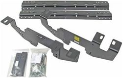reese 5th wheel hitch rail installation instructions