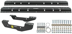 Reese Quick-Install Custom Base Rails and Installation Kit for 5th Wheel Trailer Hitches