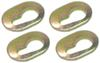 Reese Pull Pin Lock Plates for 5th Wheel Trailer Hitches - Qty 4