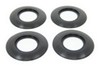 Replacement Trim Rings for Reese Elite Series 5th Wheel Rail Kit - Qty 4