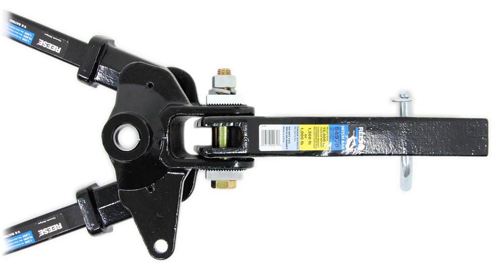 Reese SC Weight Distribution w Sway Control - Trunnion - 12,000 lbs ...