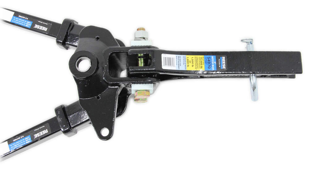 Reese SC Weight Distribution w Sway Control - Trunnion ...