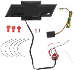 Can LED Chevy Bowtie Emblem be Installed on a 2015 Chevy Tahoe