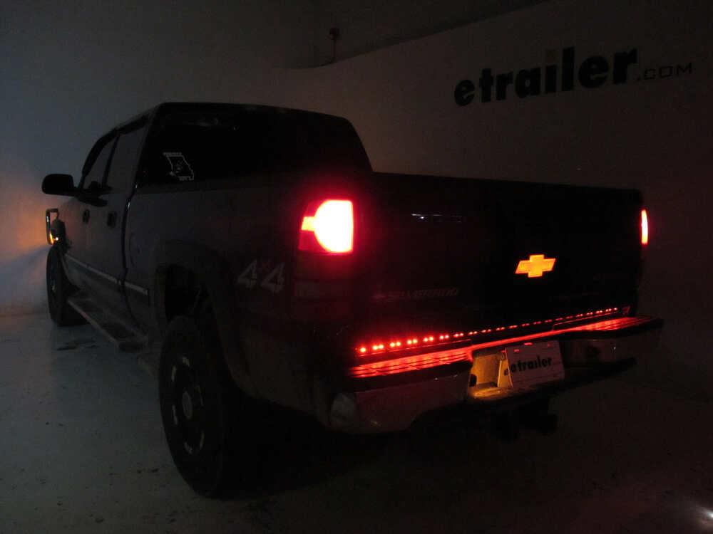 Chevrolet Bowtie LED Lighted Vehicle Emblem Black Reese