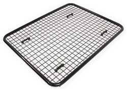"Rhino-Rack Roof Cargo Tray for Aero-Style Crossbars - Steel Mesh - 53"" x 43"""
