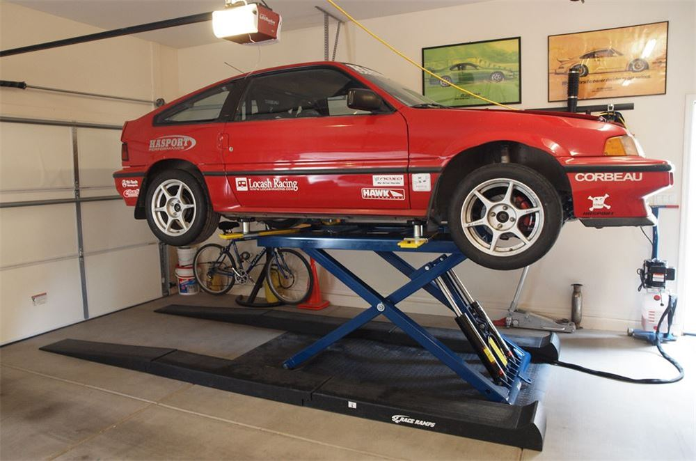 Race Ramps Car Lift  Lbs