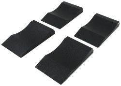 "Race Ramps FlatStoppers Storage Set for Tires up to 12"" Wide - 6,000 lbs"