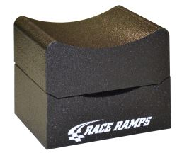 "Race Ramps Adjustable Height Wheel Cribs - 10"" Lift - Qty 2"
