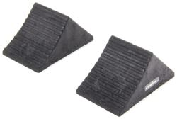 Race Ramps Wheel Chocks - Rubber - Qty 2