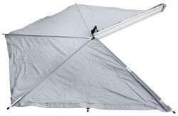 Foxwing Eco 2.1 Awning for Rhino-Rack Vortex Aero and Heavy-Duty Crossbars - Driver's Side