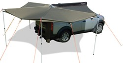 Foxwing Awning for Rhino-Rack Vortex Aero and Heavy-Duty Crossbars - Passenger's Side