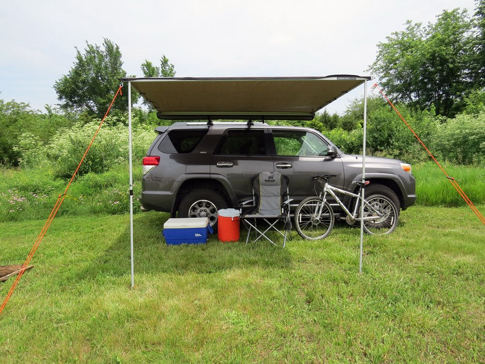 Rhino Rack Sunseeker Ii Roll Out Awning Roof Rack Mount