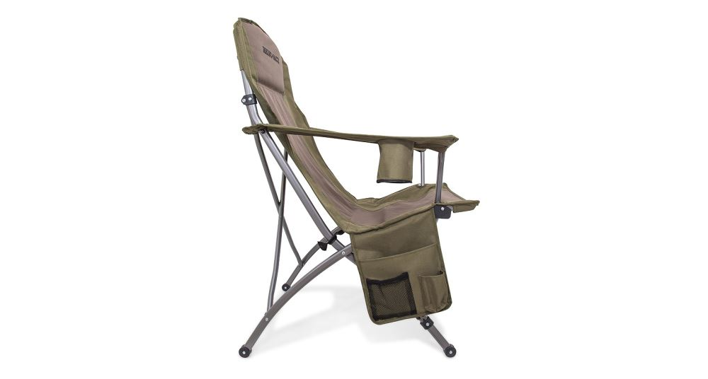 Rhino Rack High Back Camping Chair Foldable Rhino Rack Camping and Hiking R