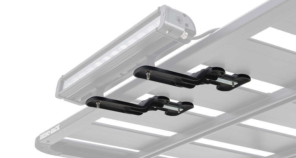 Led Light Bar Mounting Brackets For Rhino Rack Pioneer