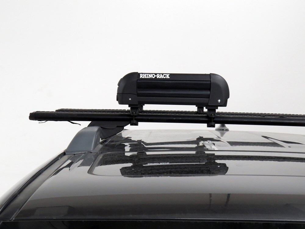 Rhino Rack Ski And Fishing Rod Carrier Locking 2 Skis